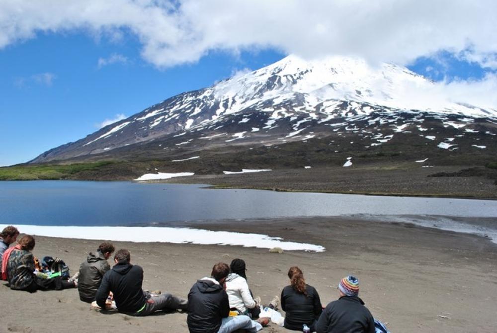 Chili - Trek sur la route du Volcan Lanín vers Pucón