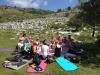 France - 4 jours de Yoga et repas bios à Saint-Jeannet proche de nice