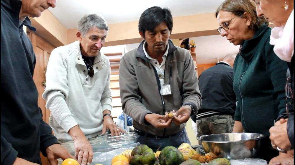 Pérou - Repas chez votre guide à Cusco et confection d'un Pisco Sour