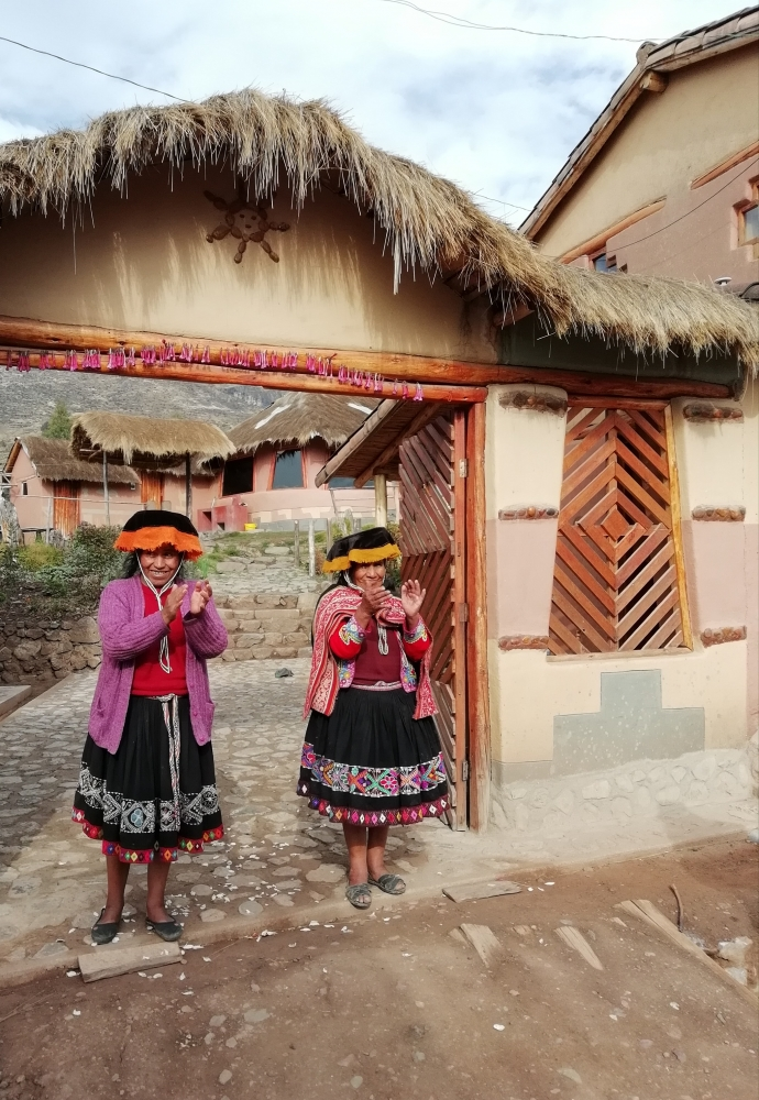 Pérou - Dégustez le Pachamanca chez la communauté Amaru près de Cusco