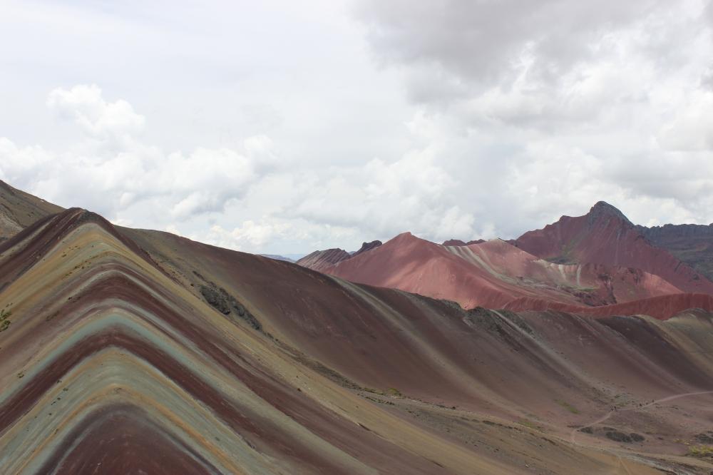 Pérou - Trek sur la montagne aux 7 couleurs Vinicunca et découverte de Raqchi