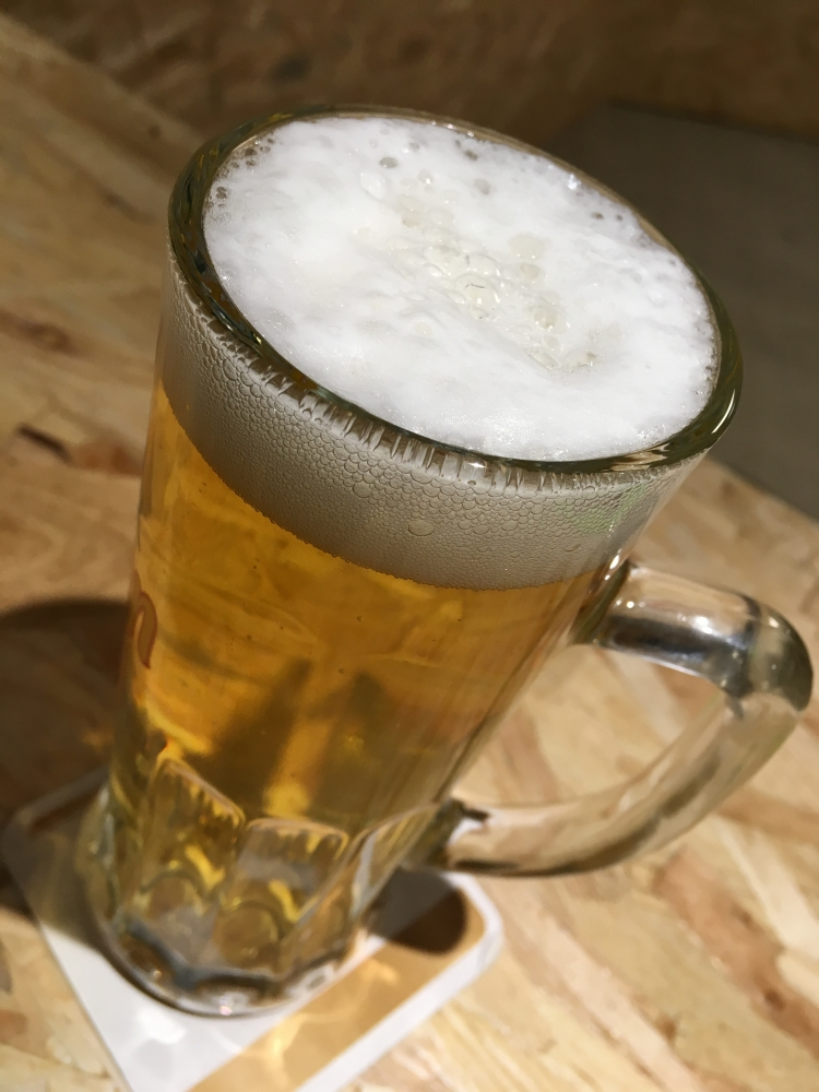 France - Dégustation de bières artisanales et eau de vie de poire Williams à Vienne