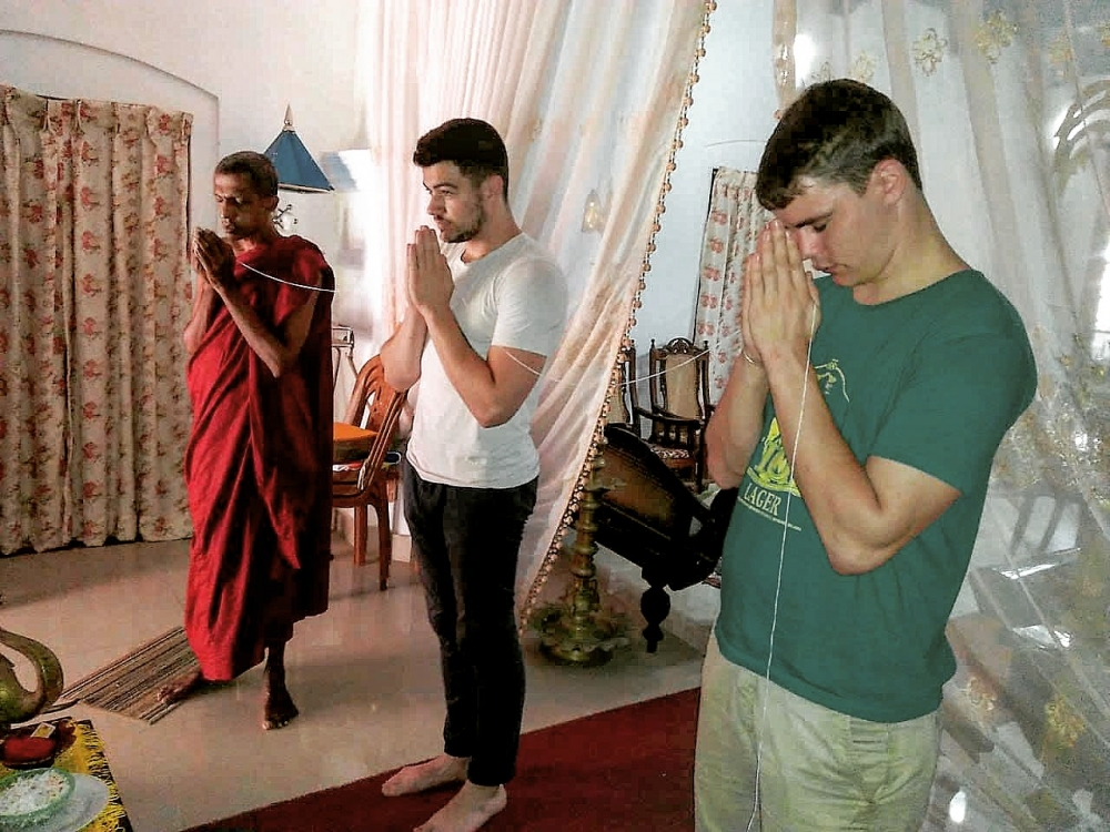 Sri Lanka - Séjour chez l'habitant dans la campagne vers Weligama