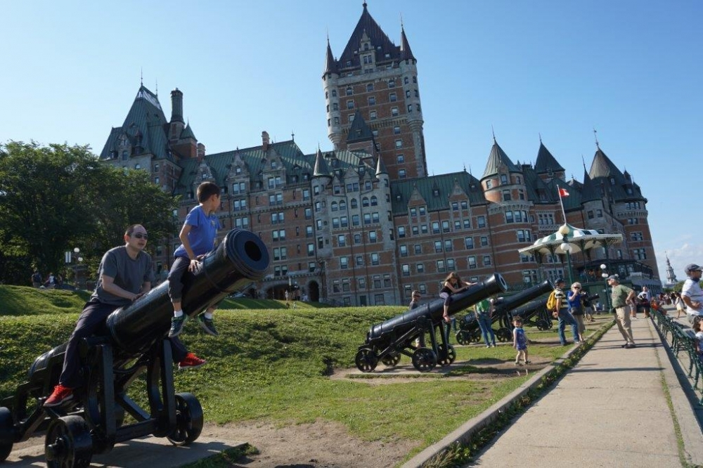 Canada - Visite privée à pied de l'arrondissement historique du Vieux-Québec, joyau du Patrimoine mondial de l'UNESCO