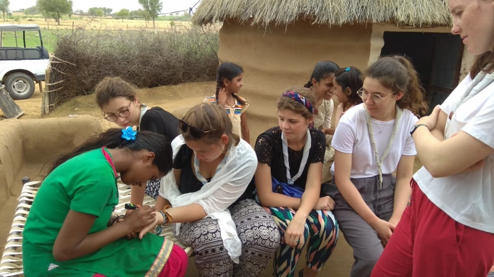 Inde - À la rencontre des communautés locales à Siyana au cœur du désert du Thar