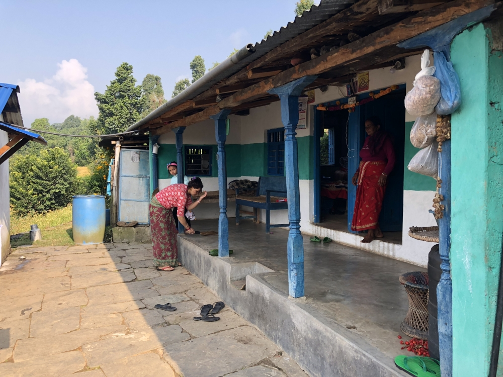 Népal - Séjour chez l'habitant dans une communauté agricole entre Pokhara et l'Annapurna