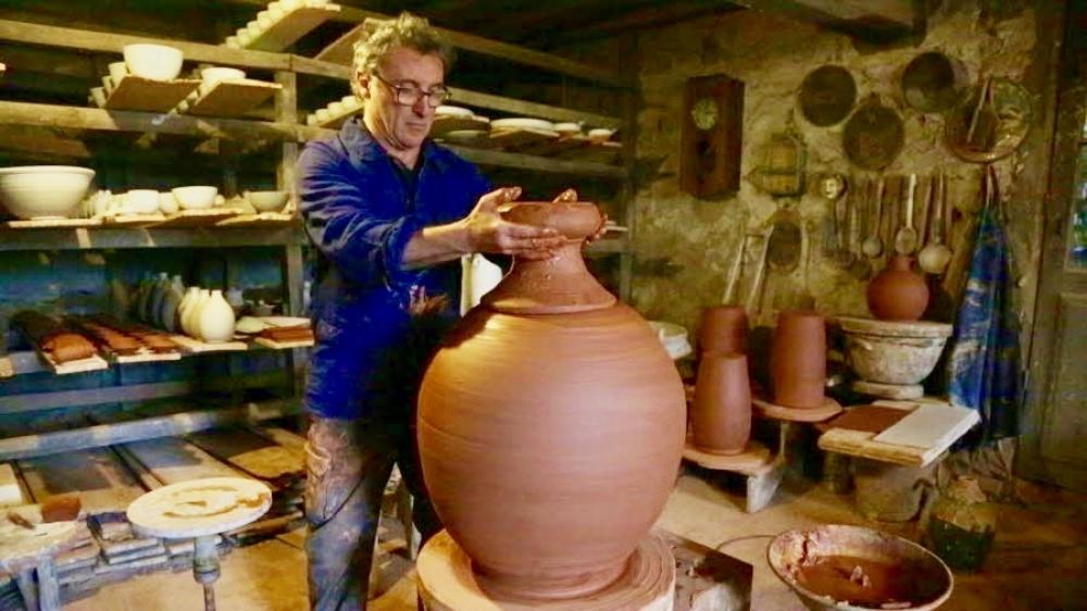 France - À la découverte du terroir et artisans de la vallée du Rhône vers Vienne
