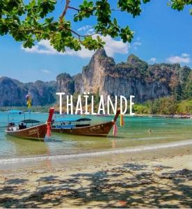 image de la Thaïlande pour idée de voyage durable dans le monde