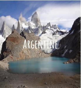 image de l'argentine pour idée de voyage durable dans le monde