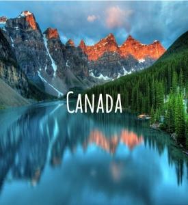 image du Canada pour idée de voyage durable dans le monde