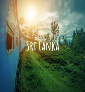 image du Sri Lanka pour idée de voyage durable dans le monde