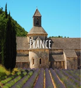 image de le la France pour idée de voyage durable dans le monde