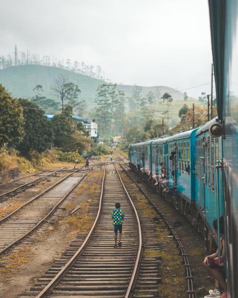 prendre le train pour minimiser son empreinte écologique