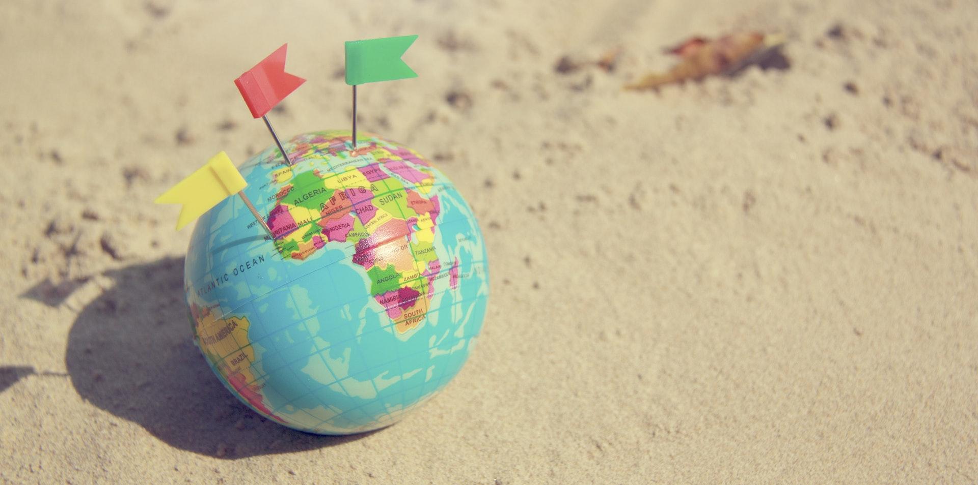 image d'une globe pour suggestions