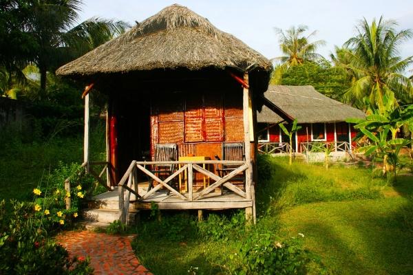 cabane éco tourisme voyage vietnam