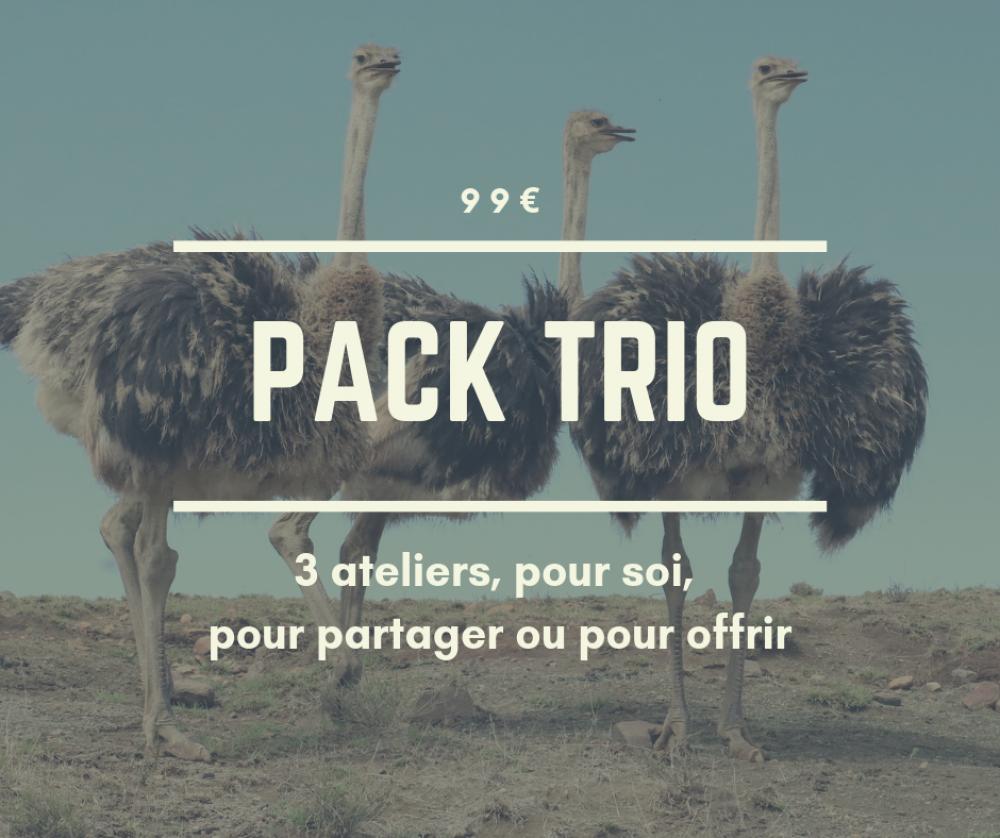 Pack Trio