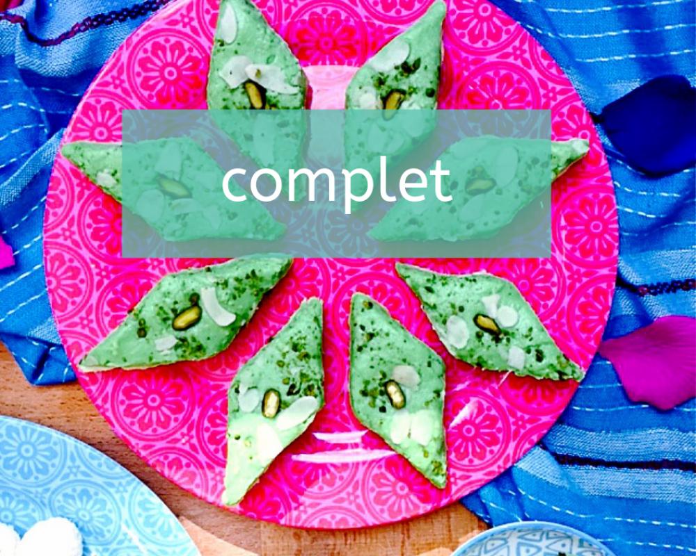 Cuisine Indo-mauricienne végétarienne
