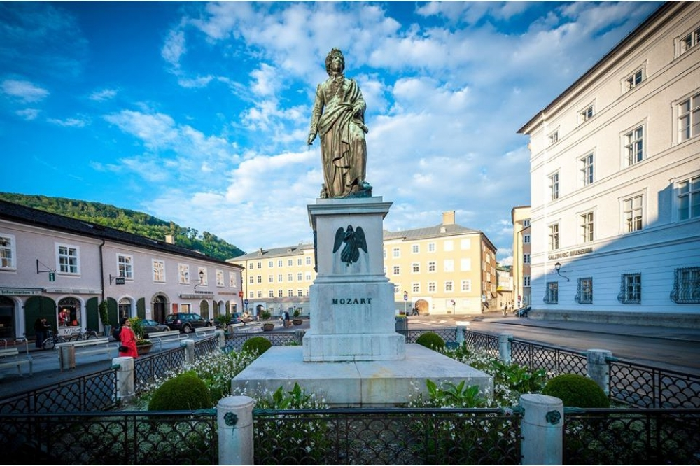 Salzburg City Guided Walking Tour - 2020