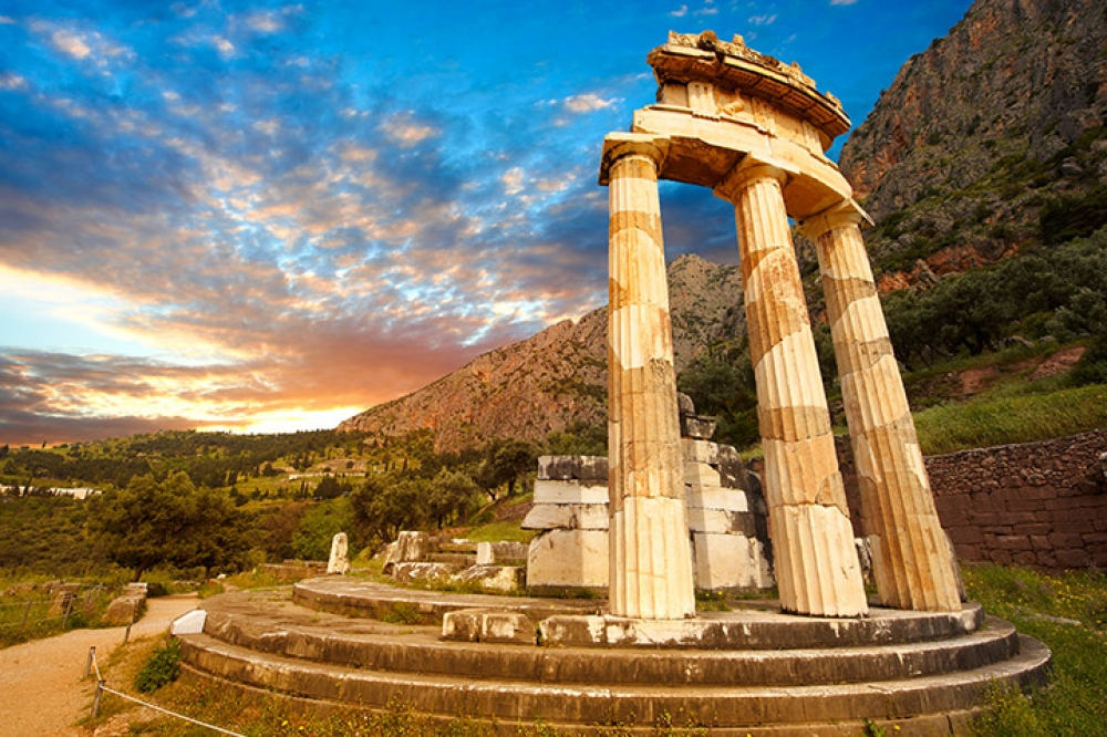 Delphi: One Day Private Tour from Athens - 2020