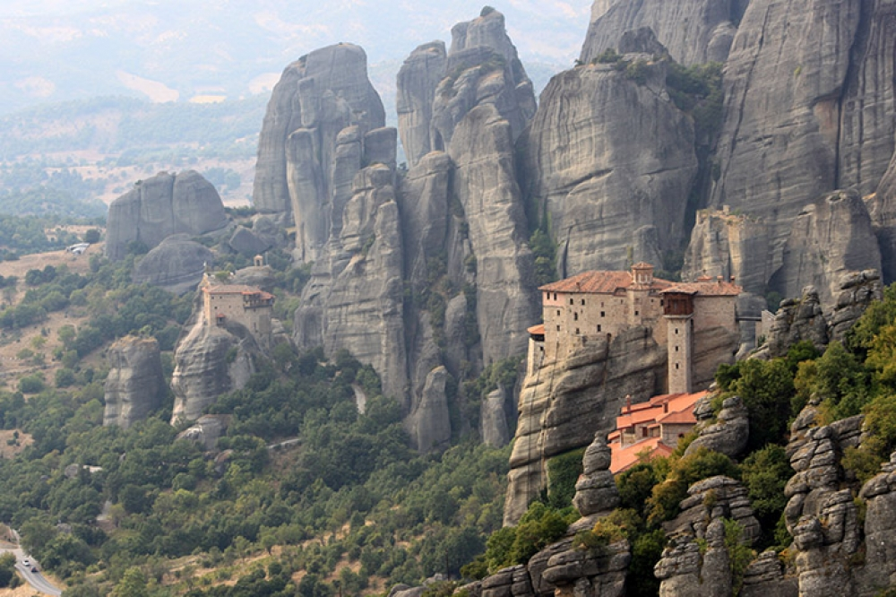 Meteora 2-day Private Tour From Athens