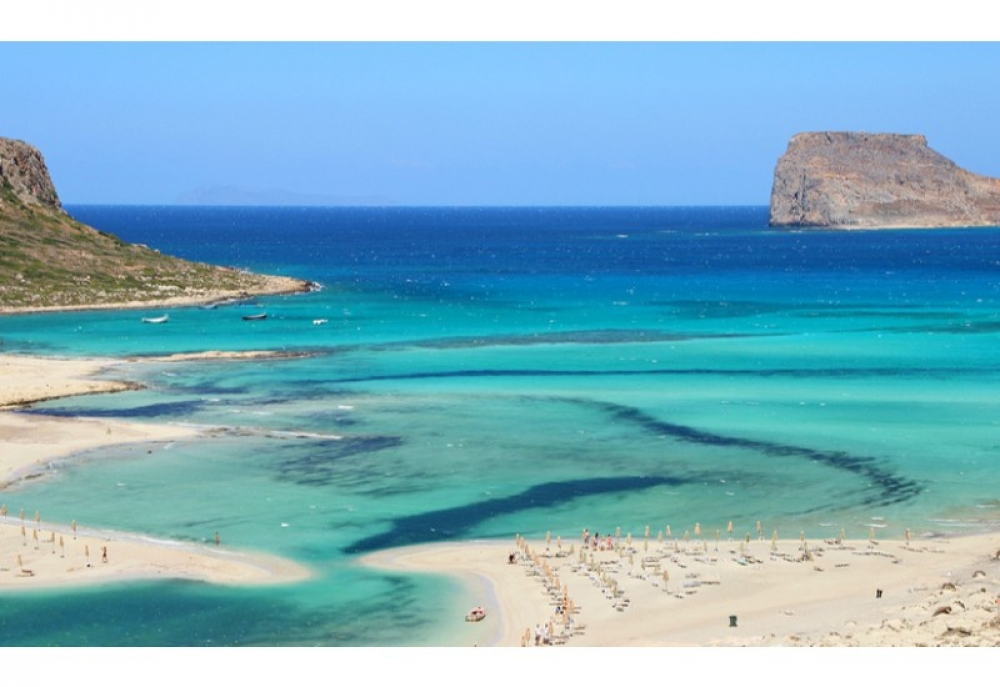 Gramvousa Island and Balos Bay Full-Day Trip from Rethymno