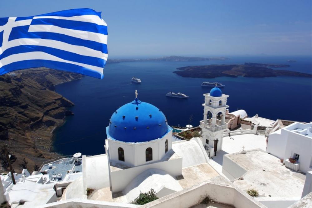 Santorini: Full-Day Tour from Heraklion
