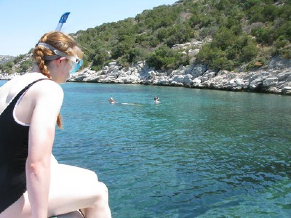 Athens: Snorkeling Boat Trip in Nea Makri - 2020