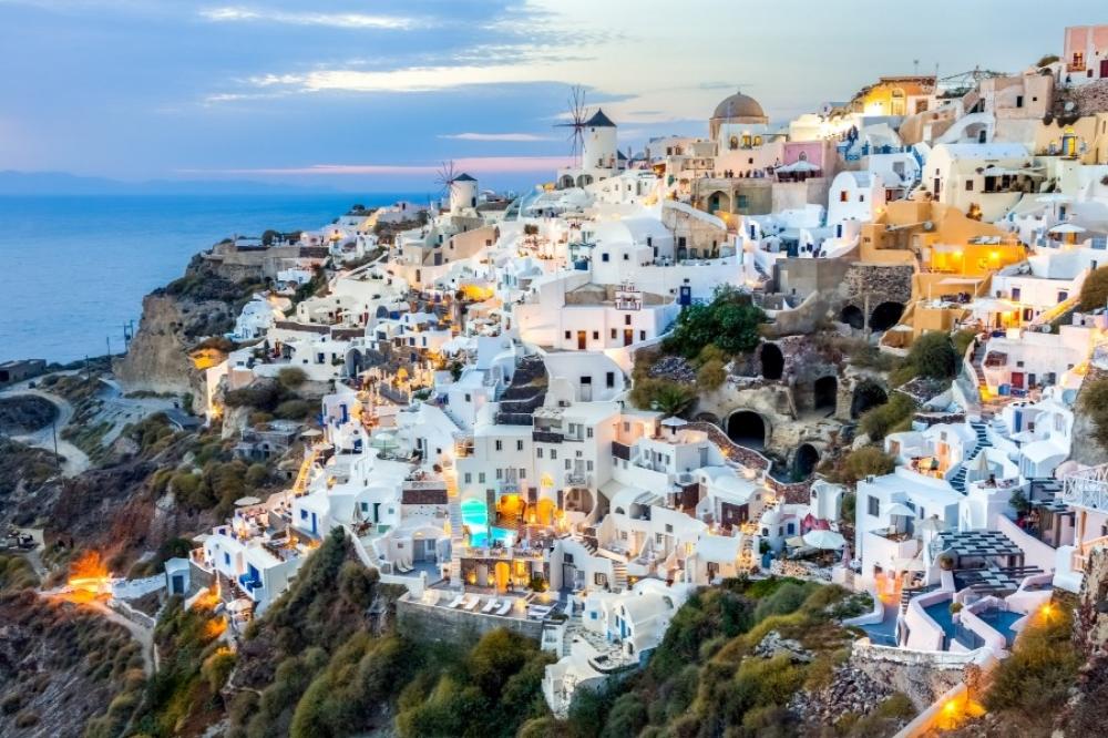 From Rethymno: Full-Day Catamaran Boat Trip to Santorini - 2020