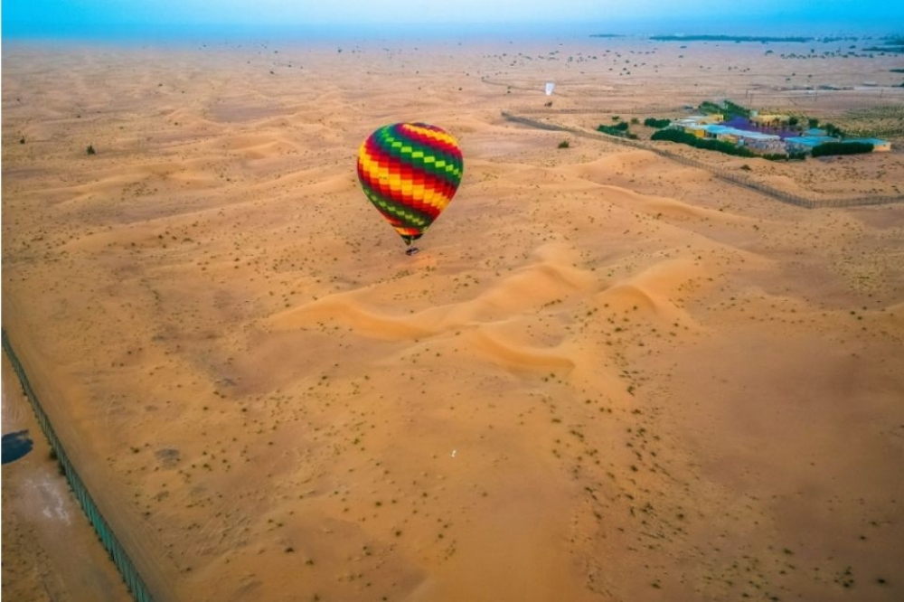 Luxor: Hot Air Balloon Ride Experience over the River Nile