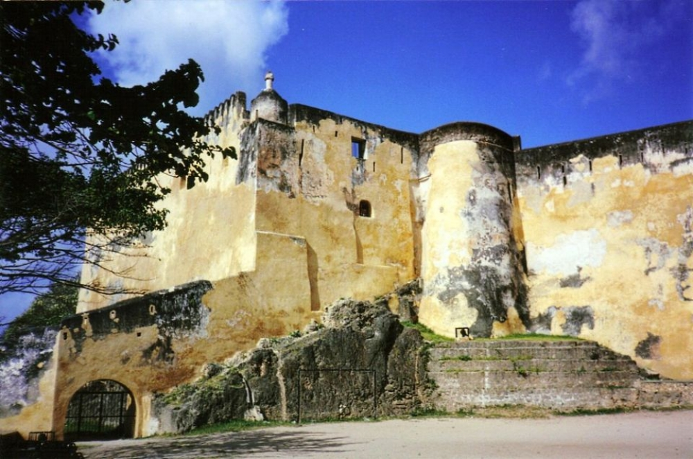 Mombasa: Fort Jesus and Haller Park Tour - 2020