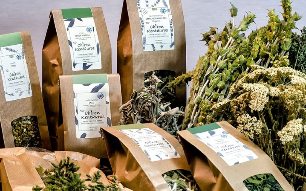 Pelion: Organic Herbs and Plants Farming Tour