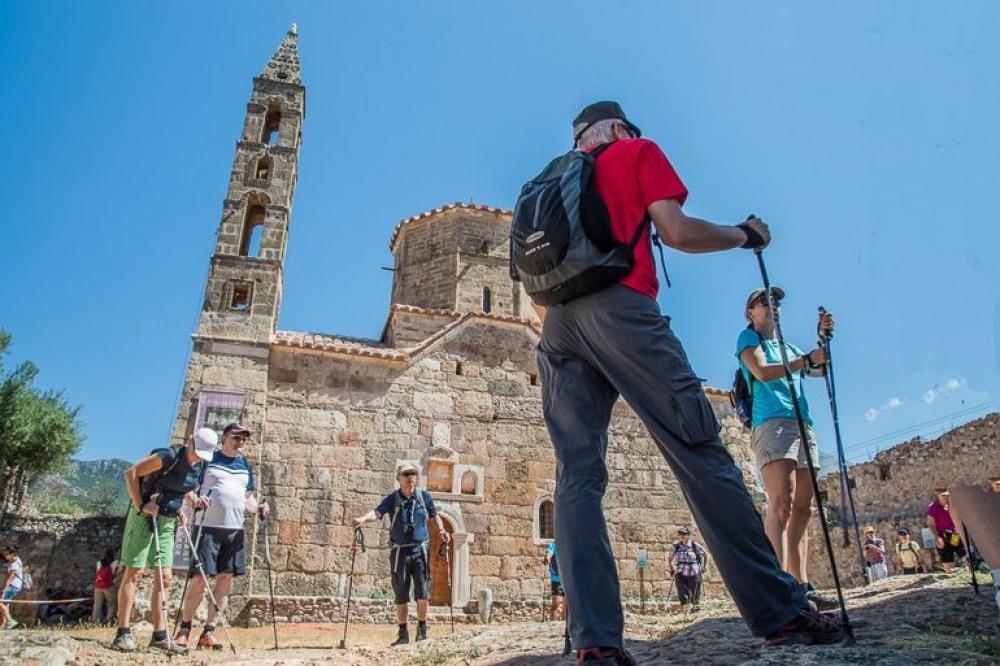 Kardamili 5-hour Hiking Experience, Greece