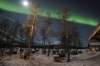 Tromsø: Husky Sledding Ride Adventure under the Northen Lights