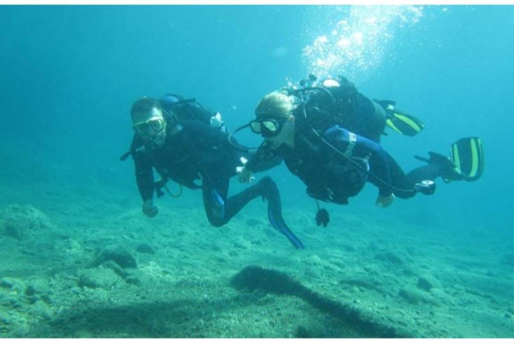 Alexandroupoli: Scuba Diving  Course for Beginners