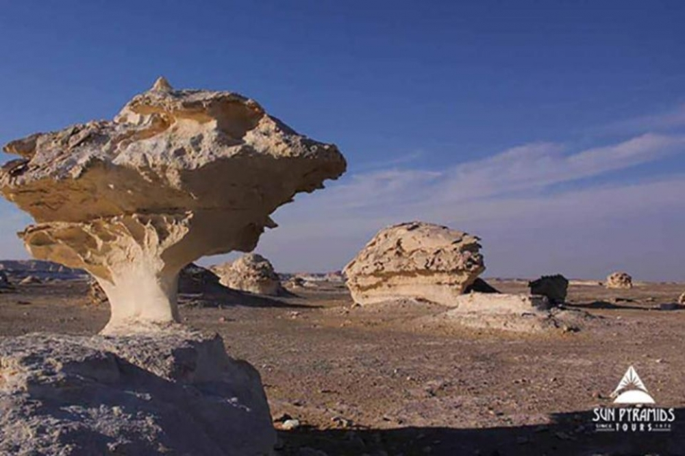 From Cairo: 2-Day White Desert and Bahariya Oasis Tour - 2020
