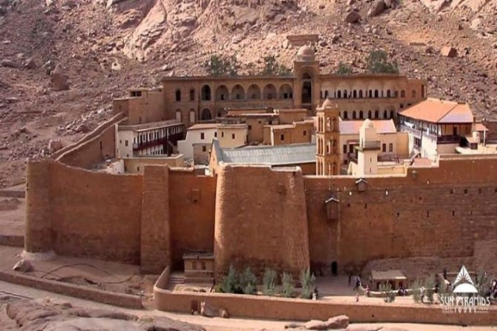 Overnight Trip to Mount Sinai and St. Catherine Monastery from Cairo