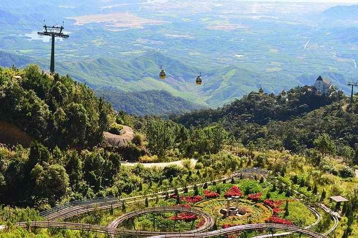 Ba Na Hills and Golden Bridge Tour from Da Nang & Hoi An