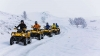 Everyone Loves Incredible Winter Quad Bike Rides in the Arctic Circle on a Budget