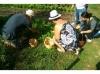 Mt Pelion: Organic Farm Greek Souvlaki Cooking lesson