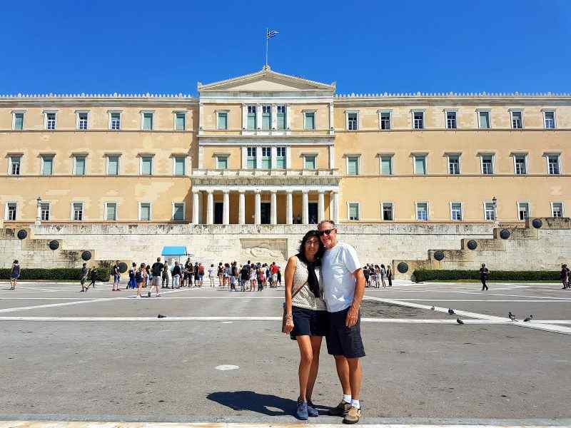 Athens Sightseeing - Private Full-day Tour of Ancient Athens