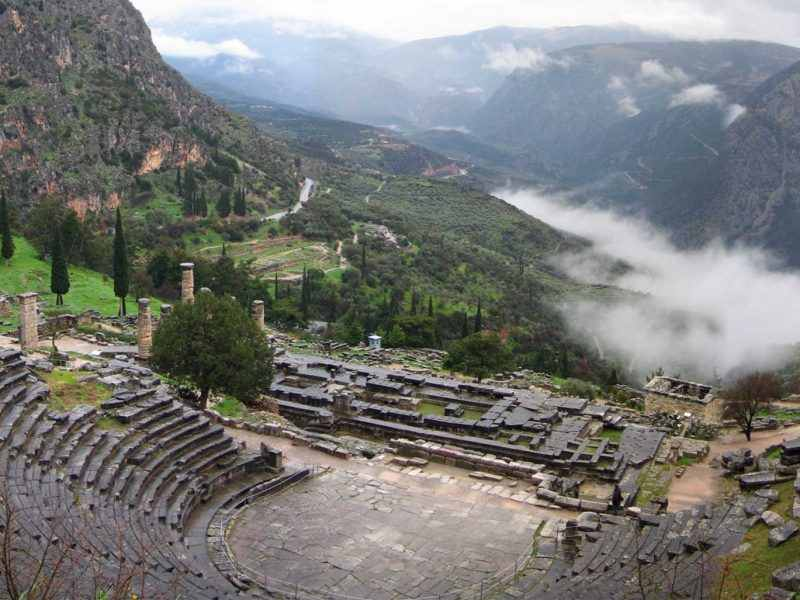 Ancient Greece Tour - 4-Day Private Tour from Athens