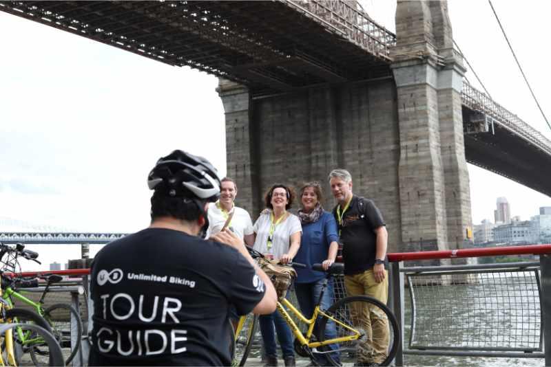 NYC Bike Tour: Highlights of Brooklyn Bridge Tour