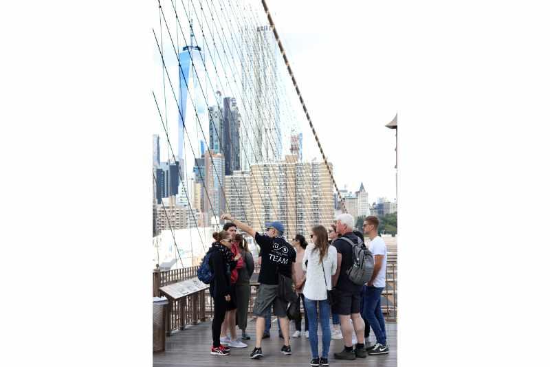 Brooklyn Bridge Walking: A 2-hour Guided Tour
