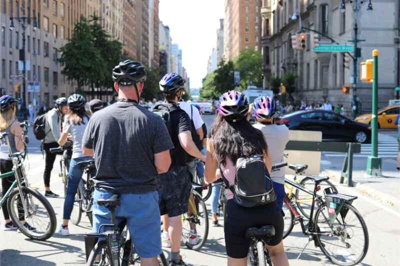Biking in NYC: A 3-hour New York City Bike Highlights Tour