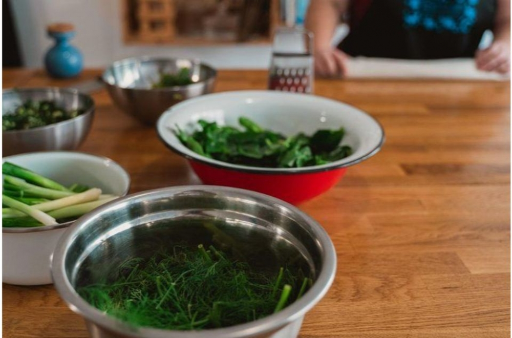 Athens: Greek Family-style Cooking Class