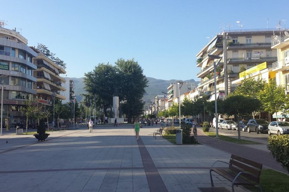 Kalamata: Private City Walking Tour - 2020