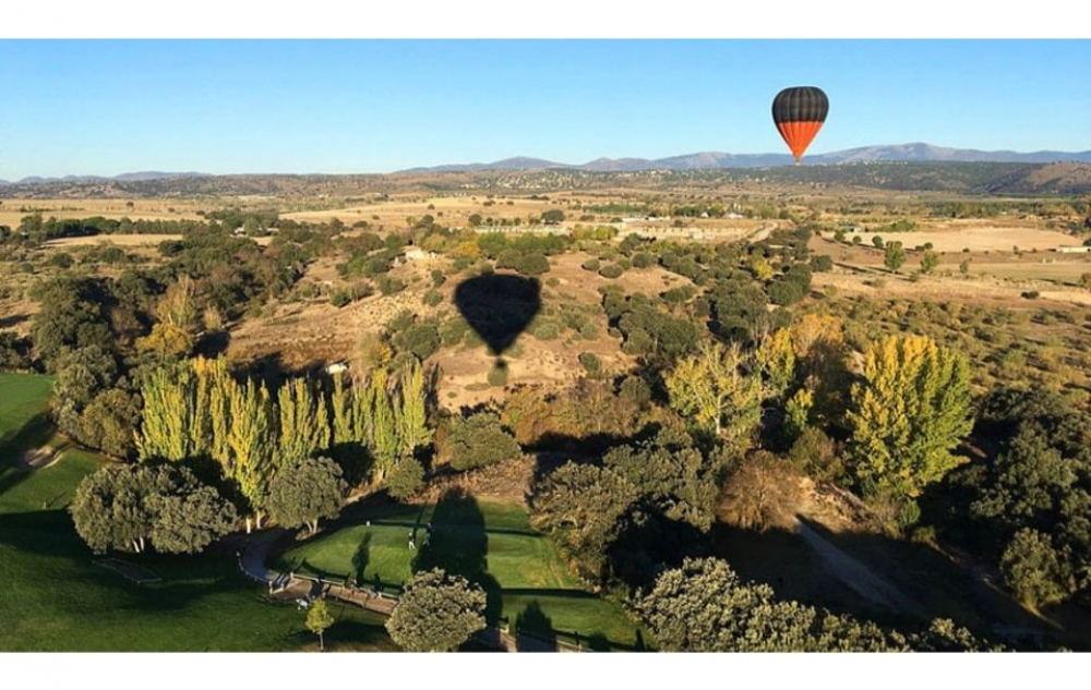 Hot Air Balloon Ride in Madrid- Top-Rated Experience