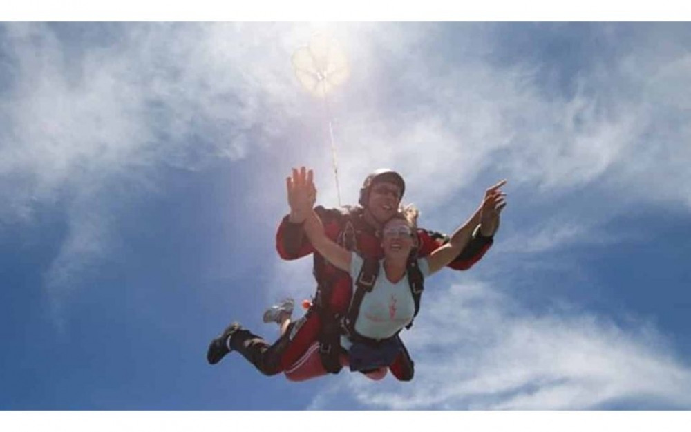 Tandem Skydiving in Madrid - Top-Rated Activity