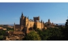 From Madrid: Hot Air Balloon Ride in Segovia