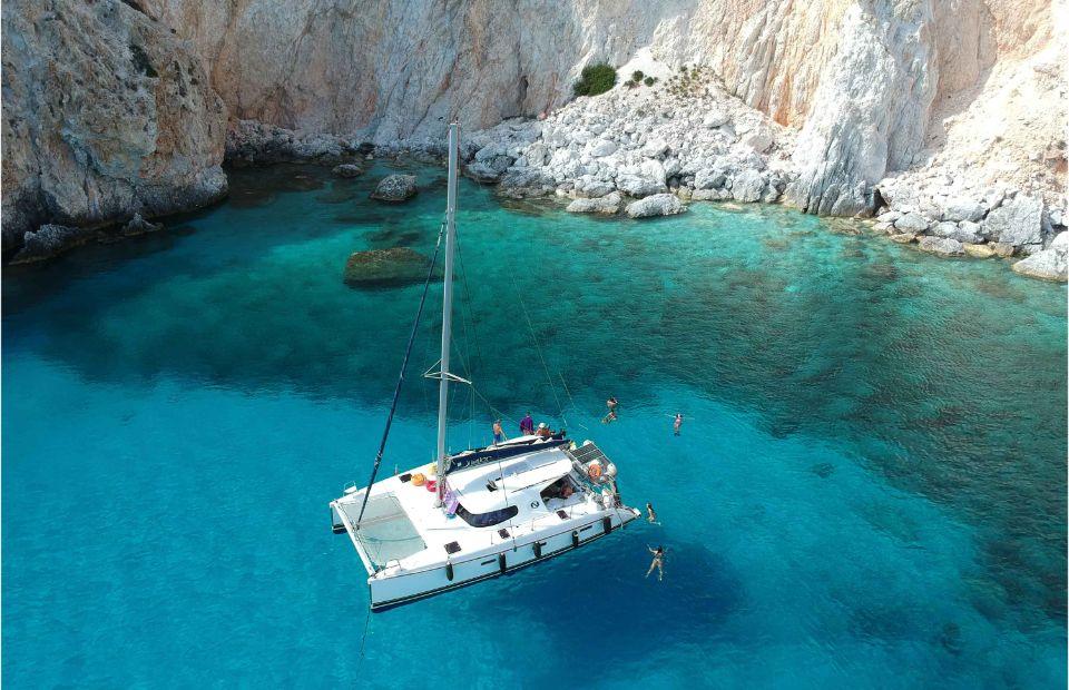 Around Milos and Poliegos Full-day Catamaran Cruise - 2020